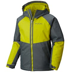 Columbia Youth Boy's Toddler Alpine Action II Jacket Image
