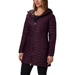 Columbia Women's Powder Lite Mid Jacket Image