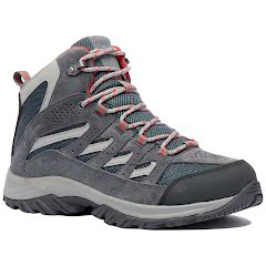 Columbia Women's Crestwood Mid Waterproof Hiking Boot Image