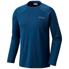 Columbia Men's Flycaster Long Sleeve Shirt Image