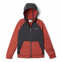 Columbia Youth Boy's S'More Adventure Hybrid Hoodie Image