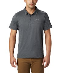 Columbia Men's Tech Trail Polo (Extended Sizes) Image