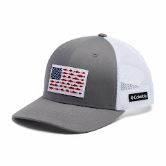 Columbia Youth Snap Back Ball Cap Image