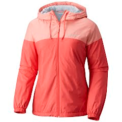 Columbia Women's Flash Forward Lined Windbreaker (Extended Sizes) Image