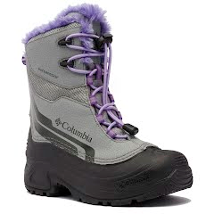 Columbia Youth Bugaboot Plus IV Omni-Heat Boot Image