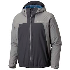 Columbia Men's Top Pine Insulated Rain Jacket Image