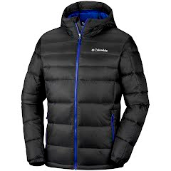 Columbia Men's Buck Butte Hooded Insulated Jacket Image