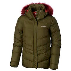 Columbia Women's Peak to Park Insulated Jacket (Extended Sizes) Image