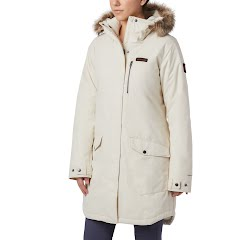 Columbia Women's Suttle Mountain Long Insulated Jacket Image