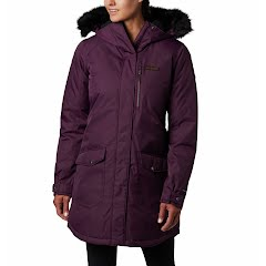 Columbia Women's Suttle Mountain Long Insulated Jacket (Extended Sizes) Image