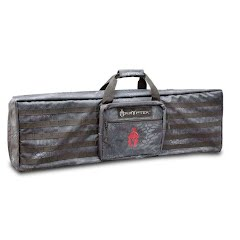 Kryptek Apparel Tactical 42 Inch Double Padded Rifle Case in Raid Image