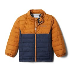 Columbia Youth Boys Powder Lite Jacket Image