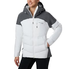 Columbia Women's Powder Keg II Down Jacket Image