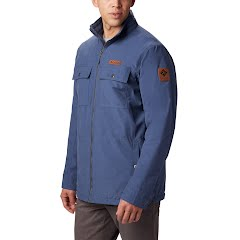 Columbia Men's Wheeler Lodge Casual Jacket Image