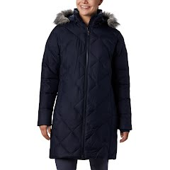 Columbia Women's Icy Heights II Mid Length Down Jacket Image