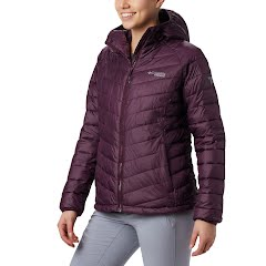 Columbia Women's Snow Country Hooded Jacket Image