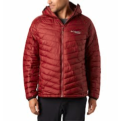 Columbia Men's Snow Country Hooded Jacket Image
