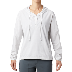 Mountain Hardwear Women's Mallorca Stretch Long Sleeve Shirt Image