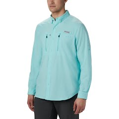 Columbia Men's PFG Terminal Tackle Long Sleeve Woven Shirt Image