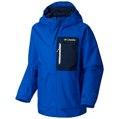 Columbia Youth Boy's Splash S'more Rain Jacket Image