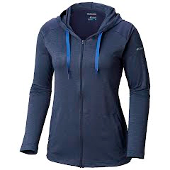 Columbia Women's Place to Place Full Zip Hoodie Image