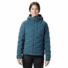 Mountain Hardwear Women's Super/DS Stretchdown Hooded Jacket Image