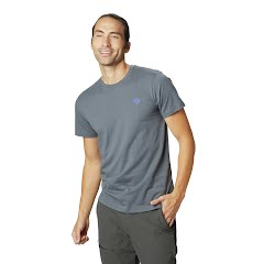Mountain Hardwear Men's Hardwear Logo Short Sleeve T-Shirt Image