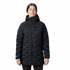 Mountain Hardwear Women's Super/DS StretchDown Down Parka Image