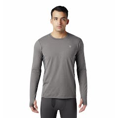 Mountain Hardwear Men's Ghee Long Sleeve Crew Image