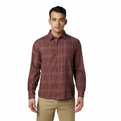 Mountain Hardwear Men's Burney Falls Long Sleeve Shirt Image
