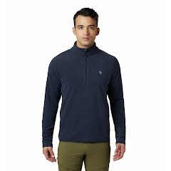 Mountain Hardwear Men's Macrochill 1/2 Zip Image