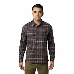 Mountain Hardwear Men's Voyager One Long Sleeve Shirt Image