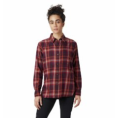 Mountain Hardwear Women's Riley Long Sleeve Shirt Image