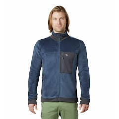 Mountain Hardwear Men's Monkey Fleece Jacket Image