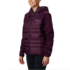 Columbia Women's Centennial Creek Down Hybrid Jacket Image