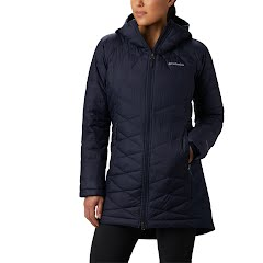 Columbia Women's Heavenly™ Long Hybrid Jacket Image