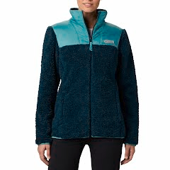 Columbia Women's Winter Pass Fleece Full Zip Jacket Image