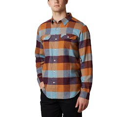 Columbia Men's Flare Gun Stretch Flannel Image