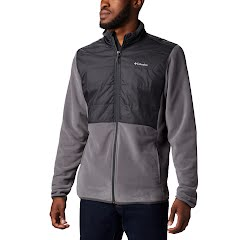 Columbia Men's Basin Butte Fleece Full Zip Jacket Image