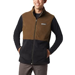 Columbia Men's Basin Trail Fleece Vest Image