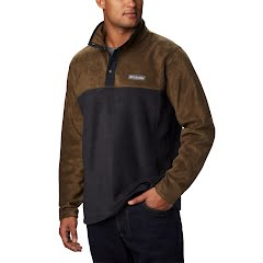 Columbia Men's Steens Mountain Half Snap Fleece Pullover (Tall) Image