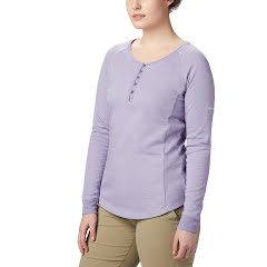 Columbia Women's Times Two Knit Henley Top Image