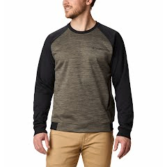 Columbia Men's Tech Trail Midlayer Crew Shirt Image