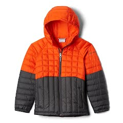Columbia Youth Boy's Humphrey Hills Puffer Jacket Image