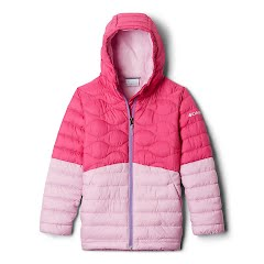 Columbia Toddler Girl's Humphrey Hills Puffer Jacket Image