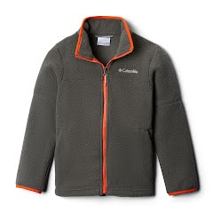 Columbia Youth Boys Rugged Ridge Sherpa Full Zip Image