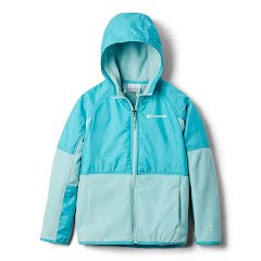 Columbia Youth Basin Butte Fleece Full Zip Image