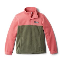 Columbia Youth Steens Mountain 1/4 Snap Fleece Pull-Over Image