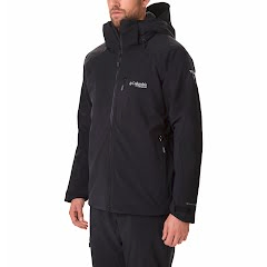 Columbia Men's OutDry Ex Alta Peak Down Jacket Image