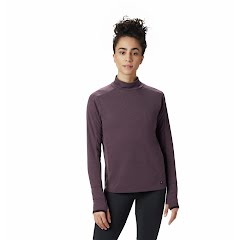 Mountain Hardwear Women's Daisy Chain Mock Neck Image